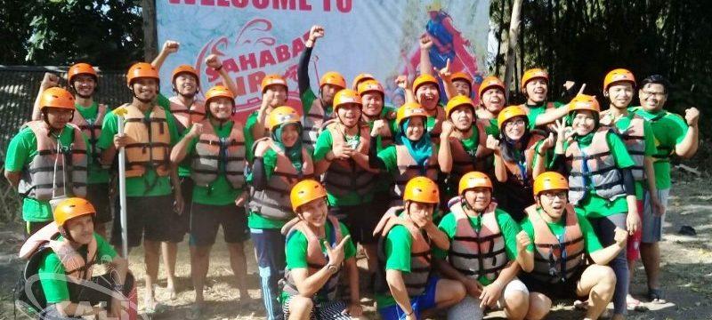 Rafting Seru bersama Oppo Pamekasan